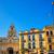 muur · katholiek · kerk · oude · Rood · baksteen - stockfoto © lunamarina