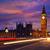 forgalom · Westminster · híd · Big · Ben · lassú · mozgás - stock fotó © lunamarina