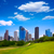 horizonte · Houston · Texas · oficina · ciudad - foto stock © lunamarina