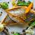 жареный · морем · бас · рыбы · соус · морепродуктов - Сток-фото © lunamarina