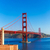 Golden · Gate · Bridge · San · Francisco · centro · acqua · mare · metal - foto d'archivio © lunamarina