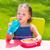 sevimli · bebek · içme · suyu · portre · çocuk - stok fotoğraf © lunamarina