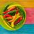 mixto · caliente · pimientos · frescos · colorido - foto stock © lunamarina