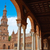 Espanha · praça · viajar · arquitetura · maneira · antigo - foto stock © lunamarina