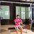 kablo · makine · adam · antreman · spor · salonu · egzersiz - stok fotoğraf © lunamarina