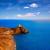 灯台 · 地中海 · スペイン · 海 · 水 - ストックフォト © lunamarina