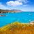 isola · canale · spiaggia · mediterraneo · mare - foto d'archivio © lunamarina