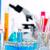 kimyasal · bilimsel · laboratuvar · mikroskop · deney · tüpü - stok fotoğraf © lunamarina