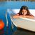 küçük · tekne · deniz · İspanya · güzellik - stok fotoğraf © lunamarina