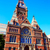 harvard university historic building in cambridge stock photo © lunamarina