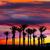 Spagna · cielo · nubi · costruzione · tramonto - foto d'archivio © lunamarina