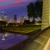 Houston · skyline · reflectie · Texas · USA · hemel - stockfoto © lunamarina