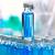 kimyasal · bilimsel · laboratuvar · mavi · cam · şişeler - stok fotoğraf © lunamarina