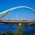 seville puente de la barqueta bridge sevilla stock photo © lunamarina