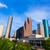 houston skyline north view in texas us stock photo © lunamarina