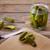 savanyúság · uborkák · fa · asztal · klasszikus · étel · otthon - stock fotó © lunamarina