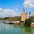 seville torre del oro tower in sevilla andalusia stock photo © lunamarina