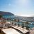 Blauw · jachthaven · vakantie · dok - stockfoto © lunamarina