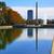 houston hermann park pioneer memorial obelisk stock photo © lunamarina