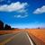 arizona us 163 scenic road to monument valley stock photo © lunamarina