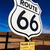 route 66 road sign in arizona usa stock photo © lunamarina
