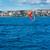 лодка · пляж · воды · морем · путешествия - Сток-фото © lunamarina