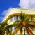 şehir · merkezinde · Miami · Florida · ABD · deniz · binalar - stok fotoğraf © lunamarina