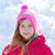 лыжных · лыжник · девушки · зима · отпуск · снега - Сток-фото © lunamarina