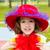 赤 · かなり · ヌード · 女性 · 少女 - ストックフォト © lunamarina