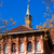 valencia mercado central market tower detail spain stock photo © lunamarina