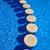 blue tiles swimming pool water texture stock photo © lunamarina