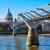 katedrális · híd · panoráma · gyönyörű · panorámakép · modern - stock fotó © lunamarina