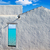 azul · turquesa · mediterráneo · puerta · casa · textura - foto stock © lunamarina