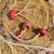 fishing trammel net tackle texture in gandia port stock photo © lunamarina