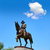 Бостон · Монумент · Вашингтона · Массачусетс · США · лошади · войны - Сток-фото © lunamarina