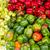 olgun · sarı · yeşil · sebze · pazar - stok fotoğraf © lunamarina