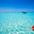 Illetes Illetas beach in Formentera Balearic Islands stock photo © lunamarina