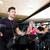 aerobik · grup · spor · salonu · uygunluk · antreman - stok fotoğraf © lunamarina