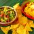 comida · mexicana · misto · pimenta · abacate · molho · tomates - foto stock © lunamarina