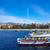 marina · kikötő · Spanyolország · mediterrán · égbolt · város - stock fotó © lunamarina