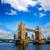 Londra · Tower · Bridge · thames · nehir · İngiltere · şehir - stok fotoğraf © lunamarina