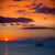 Ibiza sunset Es Vedra view and fisherboat formentera stock photo © lunamarina