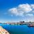 liman · Valencia · akdeniz · İspanya · gün · batımı · plaj - stok fotoğraf © lunamarina