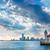 pier · batterie · parc · Manhattan · Skyline · New · York - photo stock © lunamarina