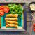 fajitas · mexikói · étel · rizs · chili · mártás · nachos - stock fotó © lunamarina