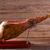 presunto · Espanha · madeira · comida · porco · faca - foto stock © lunamarina