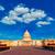 vlag · gebouw · Washington · DC · ceremonie · 2013 · menigte - stockfoto © lunamarina