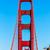 ゴールデンゲートブリッジ · トラフィック · サンフランシスコ · カリフォルニア · 米国 · 空 - ストックフォト © lunamarina