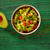 aguacate · tomates · mexicano · comida · mexicana · alimentos · cena - foto stock © lunamarina