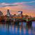 Londyn · Cityscape · wygaśnięcia · niebo · miasta · rzeki - zdjęcia stock © lunamarina